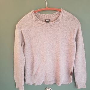 Roots wool blend sweater